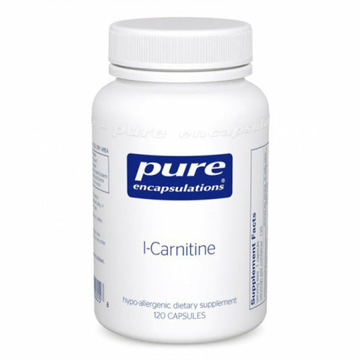 Pure Encapsulations, L-Carnitine 340 mg