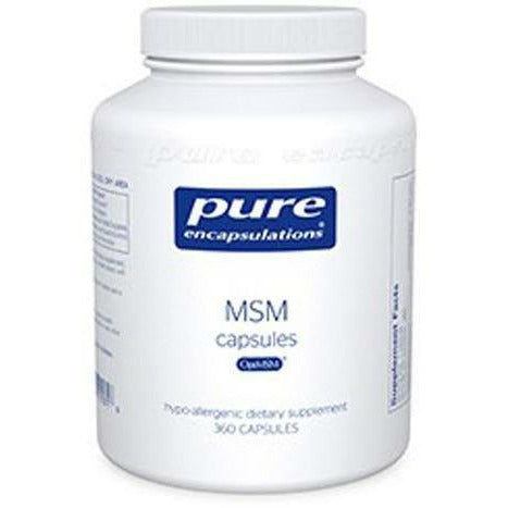 Pure Encapsulations, MSM 850 mg 250 vcaps