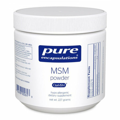 Pure Encapsulations, MSM Powder