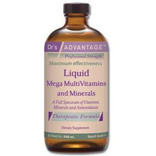 Dr.'s Advantage, Mega MultiVitamins & Minerals 32 fl oz