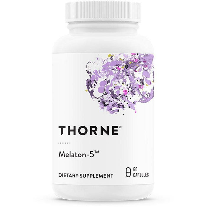 Thorne Research, Melaton-5 (5mg) 60 Capsules