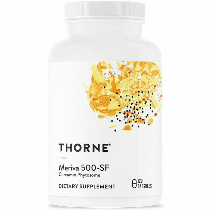 Thorne Research, Meriva 500-SF 120 Capsules