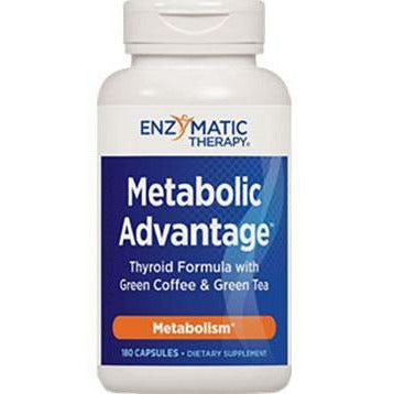 Enzymatic Therapy, Metabolic Advantage* 180 caps