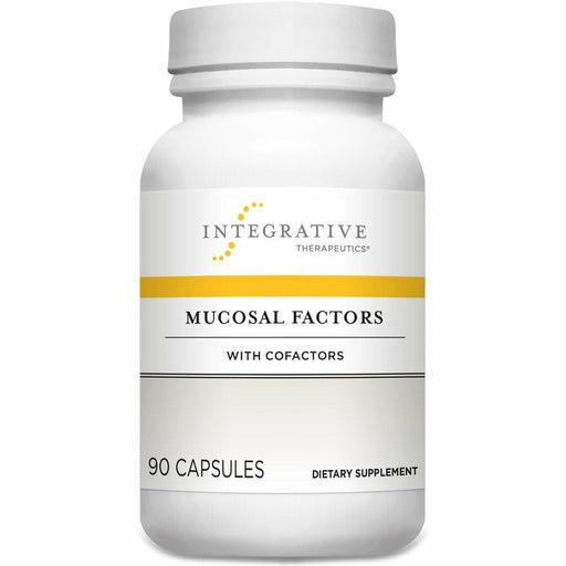 Integrative Therapeutics, Mucosal Factors 90 caps (F)