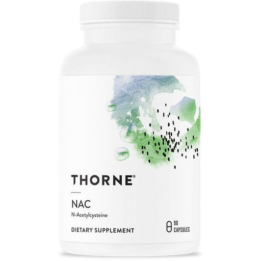 Thorne Research, CystePlus 500mg 90 Capsules