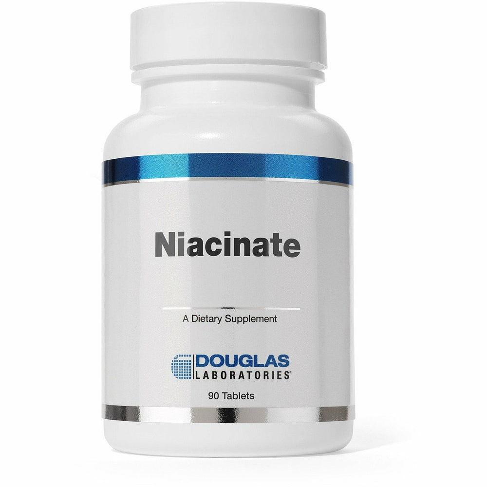 Douglas Labs, Niacinate 594 mg 90 tabs