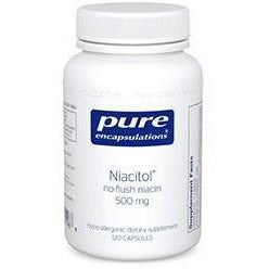 Niacitol 500 mg 120 vcaps