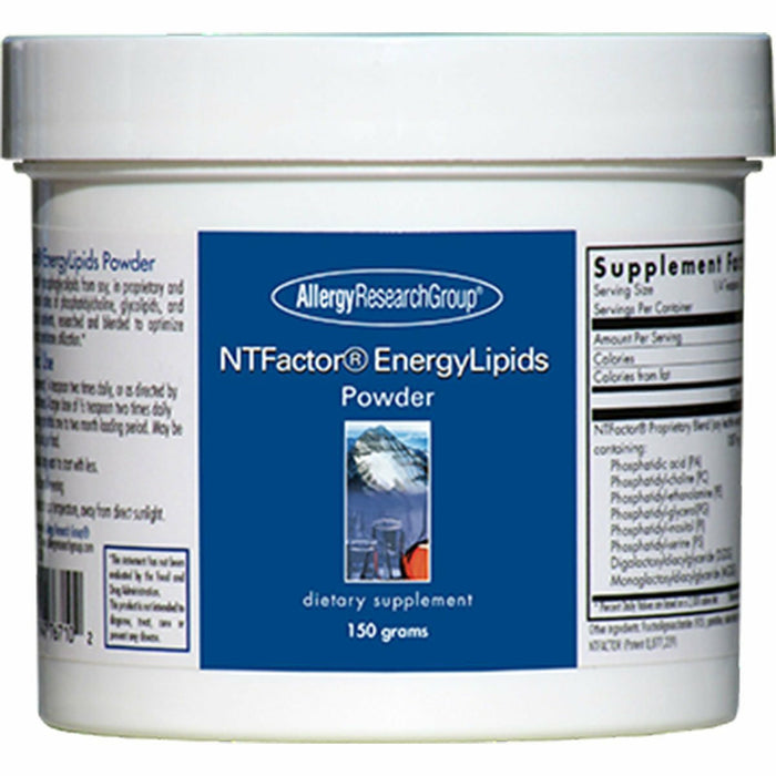 Allergy Research Group, NT Factor EnergyLipids powder 150g