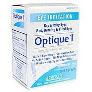 Boiron, Optique 1 Eye Drops 10 doses