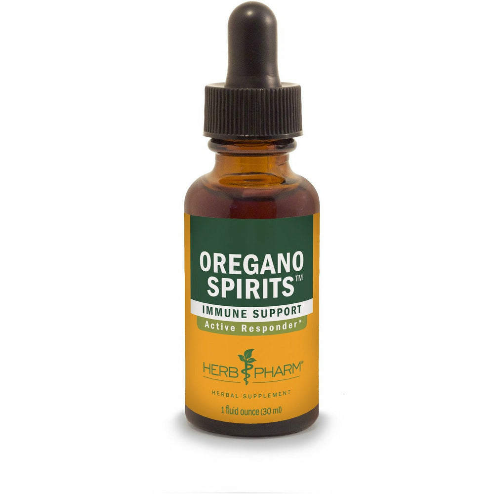 Herb Pharm, Oregano Spirits 1 oz