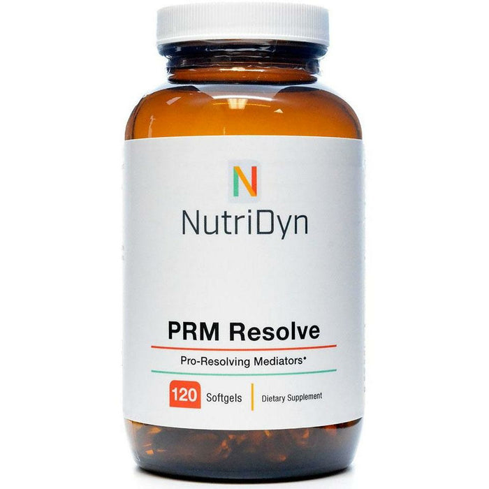 Nutri-Dyn, PRM Resolve 120 softgels