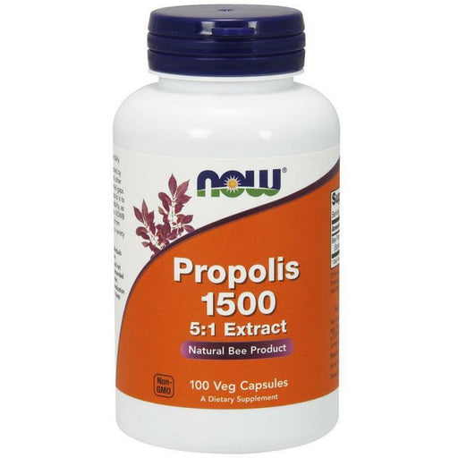 NOW, Propolis 1500 mg 100 caps