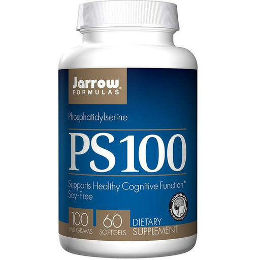 Jarrow Formulas, PS 100 mg 60 softgels
