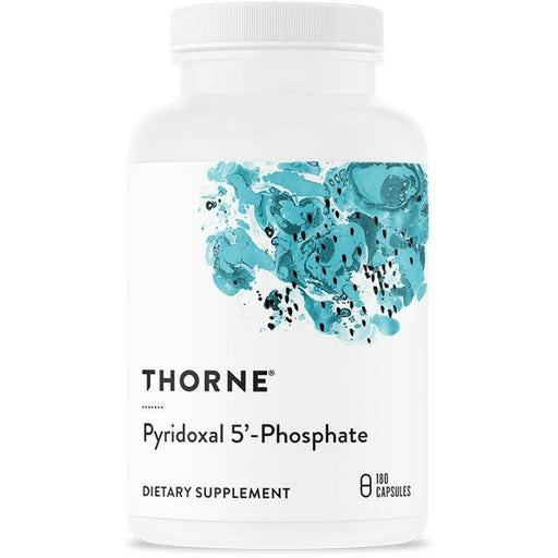 Thorne Research, Pyridoxal 5' Phosphate 180 Capsules