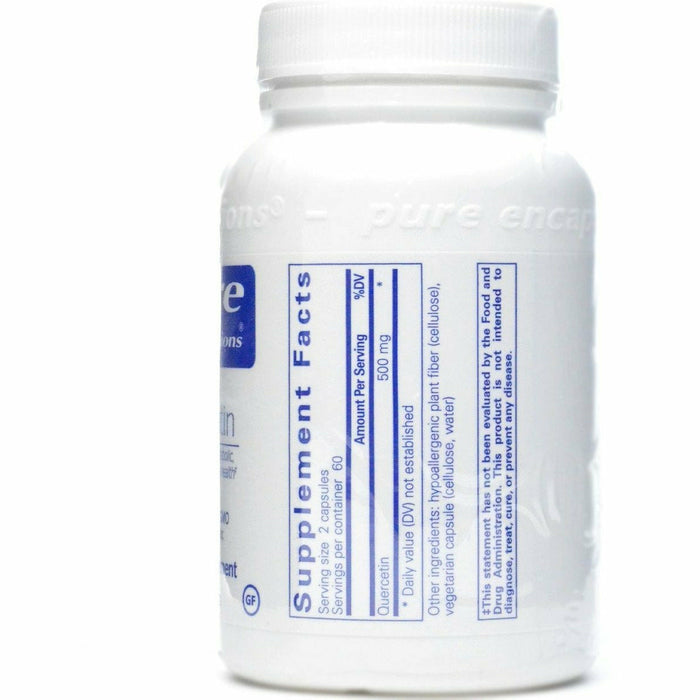 Quercetin 250 mg 120 vcaps by Pure Encapsulations