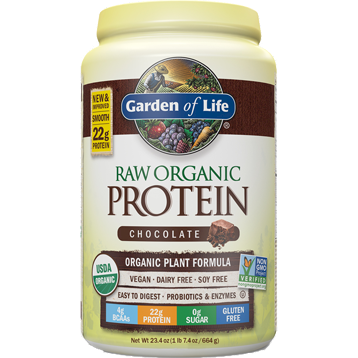 Garden of Life, RAW Organic Protein Choc 20 servings