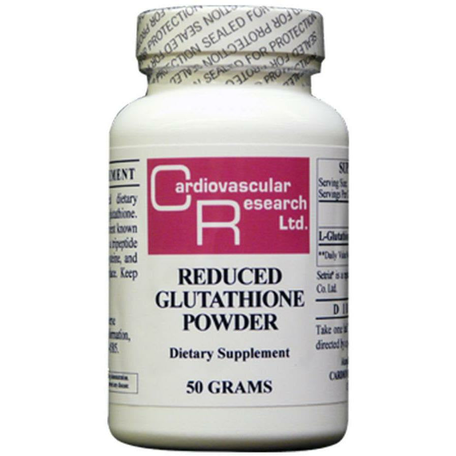 Ecological Formulas, Reduced Glutathione Powder 50 g