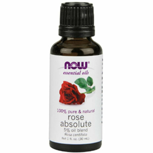 Rose Absolute 5% Blend Oil 1 oz by NOW
