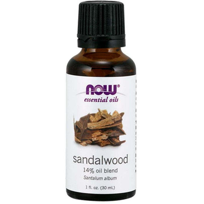 NOW, Sandalwood Oil Blend 1 oz