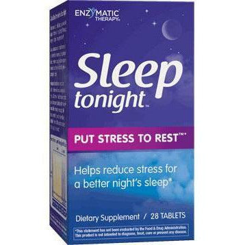 Enzymatic Therapy, Sleep Tonight!* 28 tabs