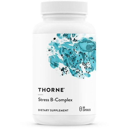 Thorne Research, B-Complex 60 Vegetarian Capsules