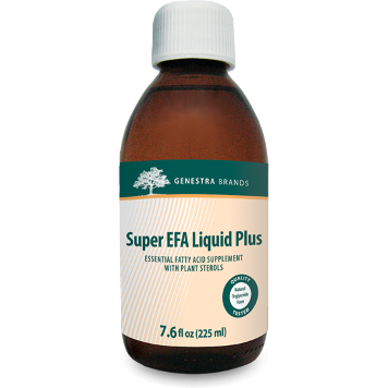 Seroyal Genestra, Super EFA Liquid Plus 7.6 oz