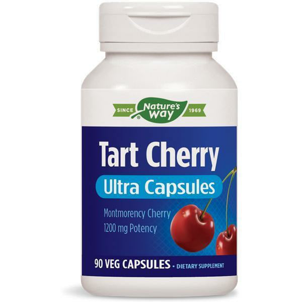 Nature's Way, Tart Cherry Ultra 90 vcaps