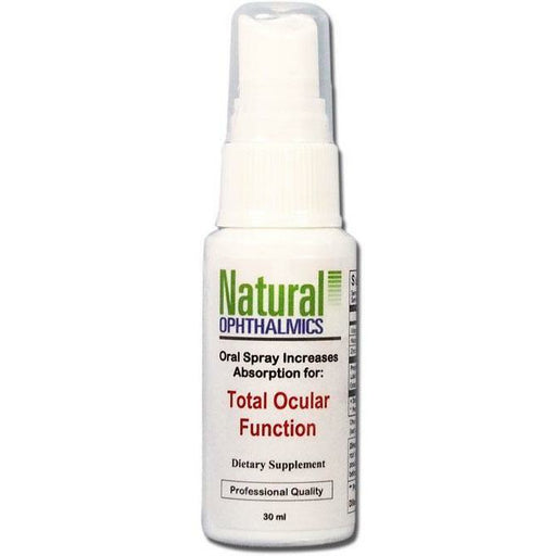 Natural Ophthalmics, Total Ocular Function Oral Spray 30 ml