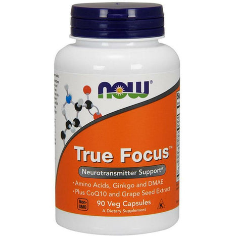 NOW, True Focus 90 vcaps