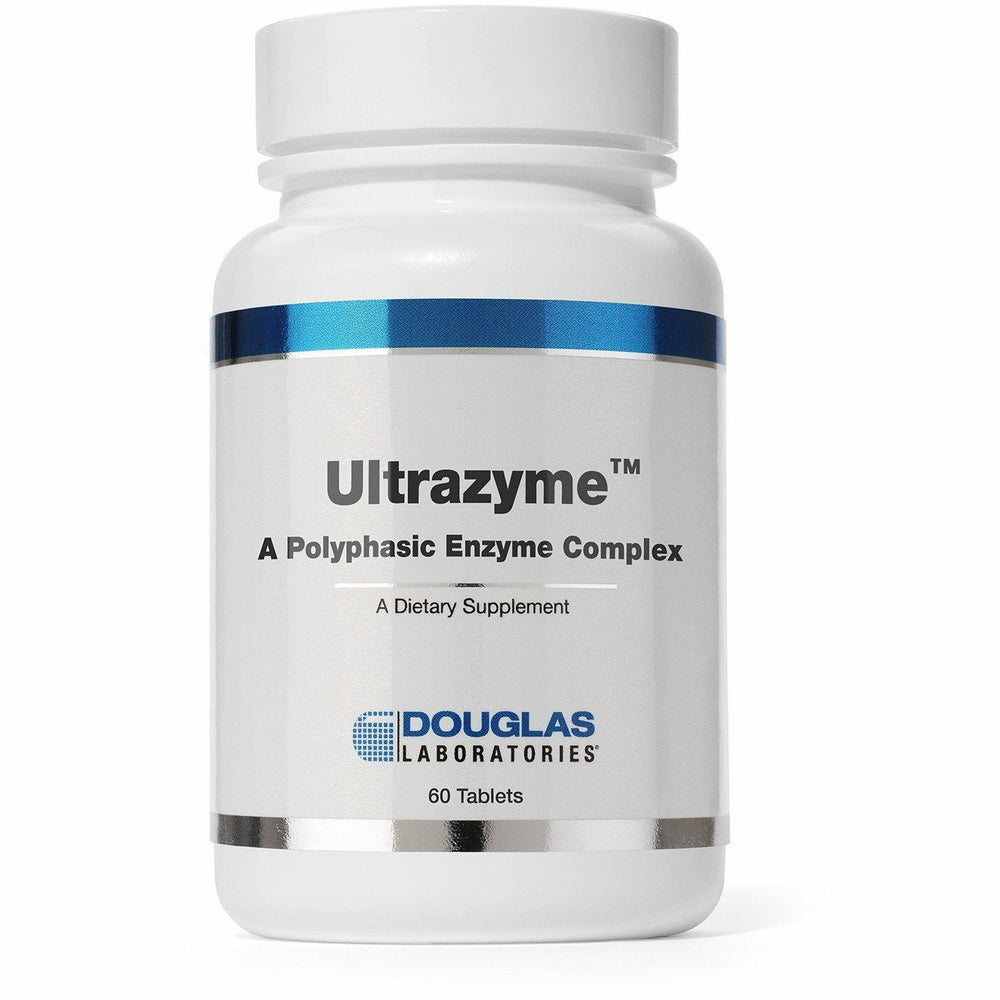 Douglas Labs, Ultrazyme 60 tabs