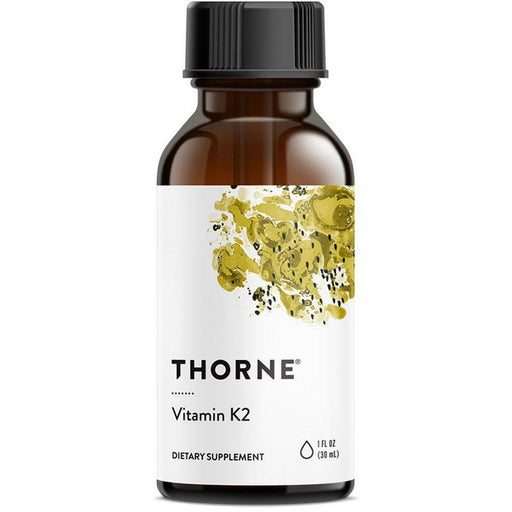 Thorne Research, Vitamin K2 Drops 1oz