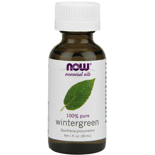NOW, Wintergreen Oil 1 oz