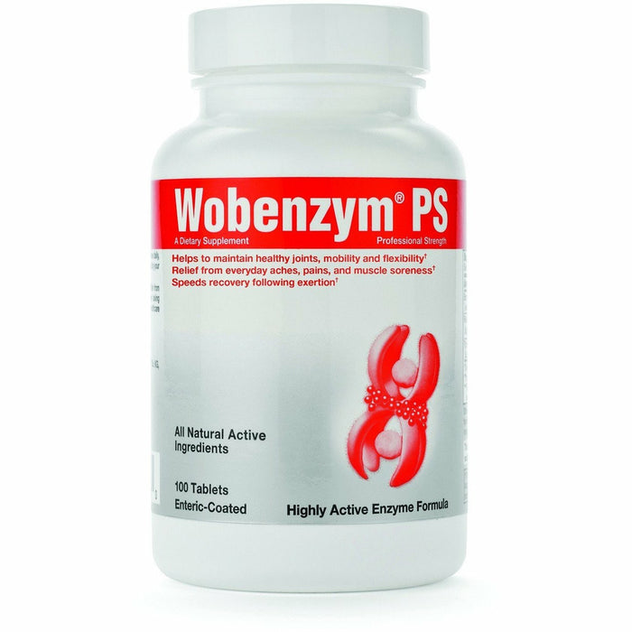 Wobenzyme PS 100 tabs