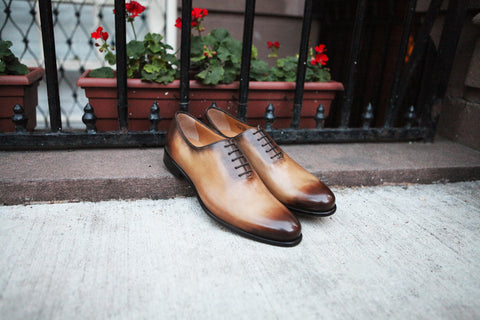 Paul Evans The Martin Wholecut Oxford Aged Cognac