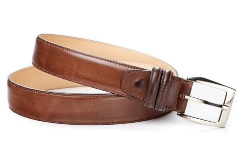 Handmade Italian Leather Belt