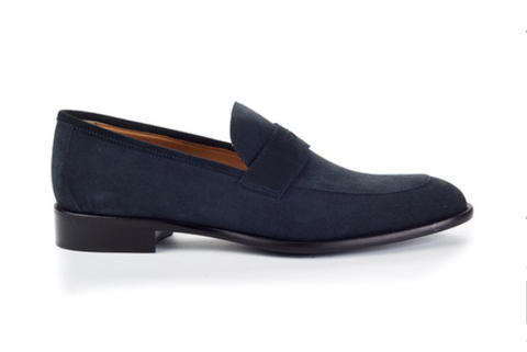 f3aa818c94e5a What do you even wear with blue penny loafers anyways?