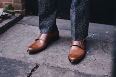 6b3b85ce90d How to style the Poitier Double Monk Strap – Paul Evans