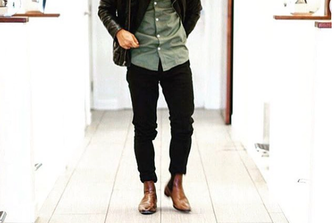 19f0e59adf05d How to style the Dean Chelsea boot