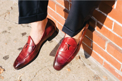 337e90d6d2 3 ways to style your Belgian loafers – Paul Evans