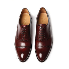 The Brando by Paul Evans - Available in Oxblood
