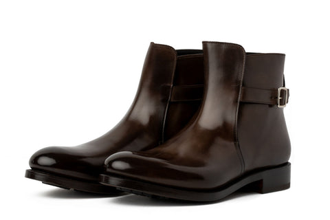 1463aad2959 Mens Handcrafted Italian Leather Boots – Paul Evans