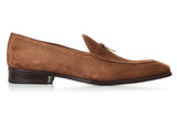 The Van Damme Belgian Loafer - Martora Suede