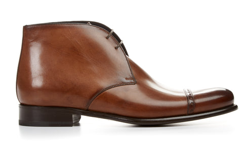 The Lancaster Chukka Boot - Marrone