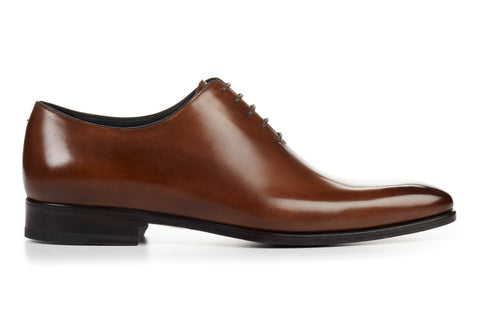 Wholecut Oxford - Marrone