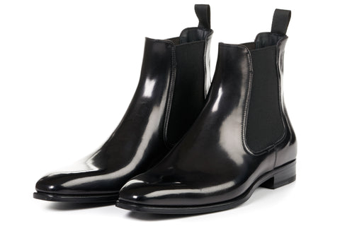 The Dean Chelsea Boot - Nero
