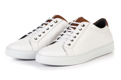 The Smith Low-Top Sneaker - White