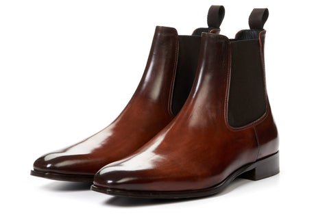 The Dean Chelsea Boot - Brown