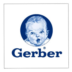 Gerber baby food and snacks