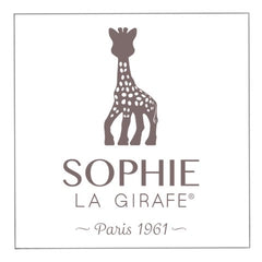 Sophie la girafe teether and teething toys