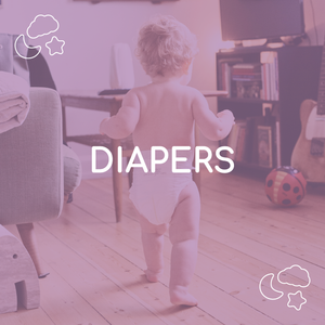 Eco-friendly diapers for babies